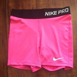 Other - NIKE PRO ⚡️athletic shorts
